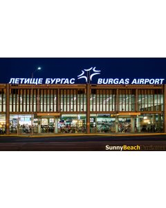 Burgas airport taxi / shuttle transfer from / to Sunny Beach