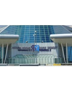 Sofia airport taxi / shuttle transfer from / to Sunny Beach