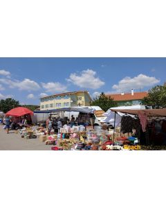 Return Trip With Taxi / Shuttle To Kableshkovo Market